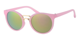 Zonnebril - D&D - Retro - Light Pink - 0 tot 4 jaar