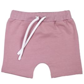 Shorts met touw | Shadow Mauve | 74 | ***