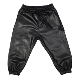 Royal Rebel | Oversized Joggingbroekje | Leather 4 Kleuren