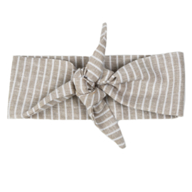 Haarband | Sand Lines | Handmade