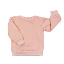 Sweater | Cloudy Pink | Handmade