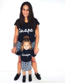 Twinning set - damesshirt & baby shirt - Guapa