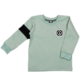 Capitan T-Shirt Kids | Unisex | Old Green