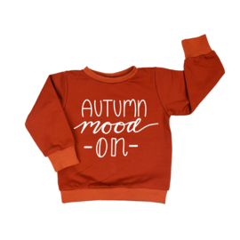 Sweater | Autumn Mood On | 6 Kleuren