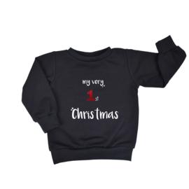 Soft Sweater | My very 1st Christmas