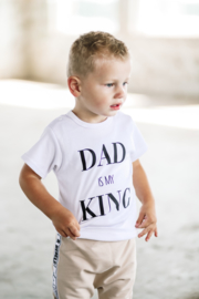 Shirt   Dad is my King