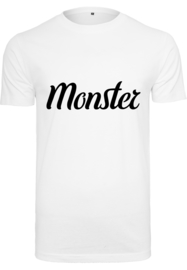 Heren Shirt - Monster