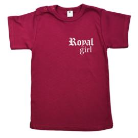 T-Shirt Kids | Unisex | Royal Girl