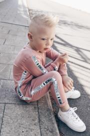Aviilo | Jogging pak | Washed Pink | Handmade