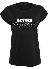 Dames Shirt | Better together