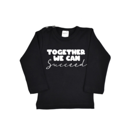 Shirt | Together we can succeed