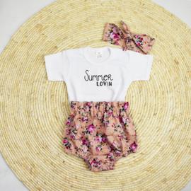 Shirt Summer Lovin | Bloomer | Pink Roses