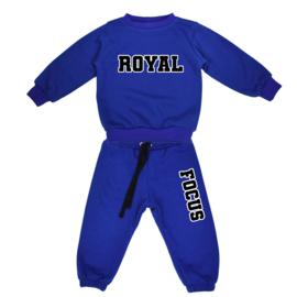 Royal Focus Set | Sweater | Oversized | 9 Kleuren