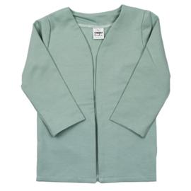 Lang Vest | Minty Green | Óók met hoodie verkrijgbaar