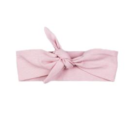 Haarband   Stripy Pink   Handmade