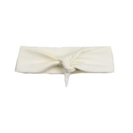 Headband | Snowy White | Handmade