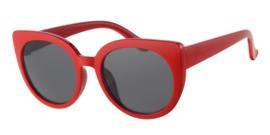 Sunglasses - D&D - Diva - Red - 0 till 4 years