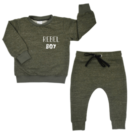 Tracking Suit | Rebel Boy | 6 Colours