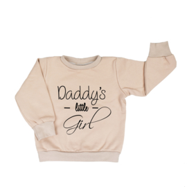 Sweater | Daddy's Little Girl | 6 Kleuren