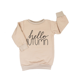 Baggy Sweaterdress | Hello Autumn | 6 Kleuren
