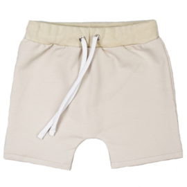 Shorts with laces | Buttercream | Handmade