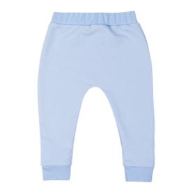 Slim fit pants | Powder Blue | Handmade
