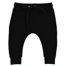 Sweatpants | Black | Handmade