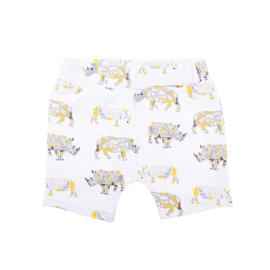 Shorts - Rhino White - Handmade