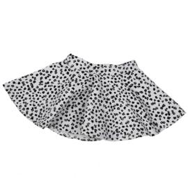 Circelskirt | Leopard Grey | Handmade