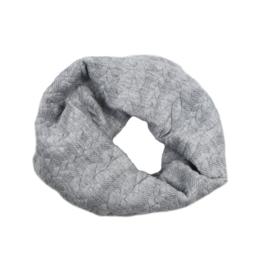 Colsjaal | Cable | Grey | Handmade