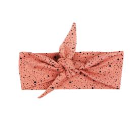 Headband | Rosy Amber | Handmade