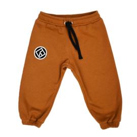 Royal Rebel | Oversized Sweatpants | Gold