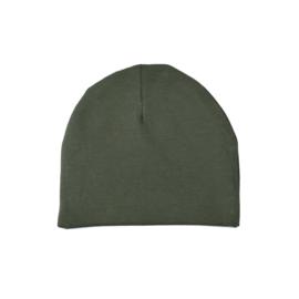 Beanie | Khaki Green | Handmade