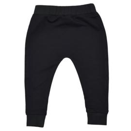 Slim fit pants | Black | Handmade