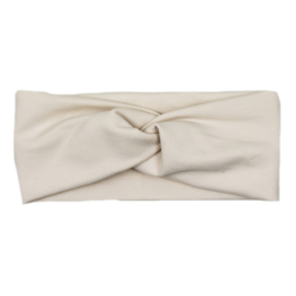 Headband Twist | Buttercream | Handmade