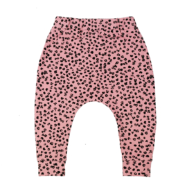 Harempants | Leopard Pink | Handmade