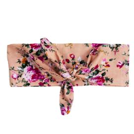 Headband | Pink Roses | Handmade