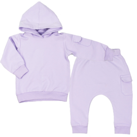 Hoodie suit with cargopocket | 7 Colours