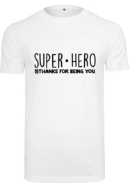 Heren Shirt | Super Hero