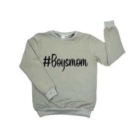 SS | Dames Sweater | #Boysmom | S