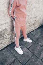 Aviilo | Baggy Jogging | Washed Pink | Handmade