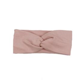 Headband Twist | Cloudy Pink | Handmade