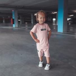 Premium Kid Suit | 2-piece | Shorts with lace + Shirt | Colorchoice