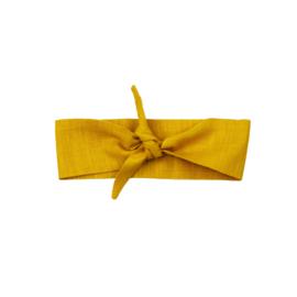 Haarband - Deep Ochre - Handmade