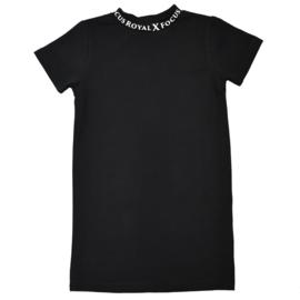Roman T-shirtdress Kids | Black