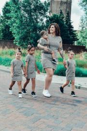 Twinning set | T-Shirt Dresses | Baby Cheetah