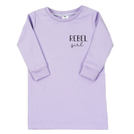 T-Shirt Dress | Rebel Girl | 7 Colours