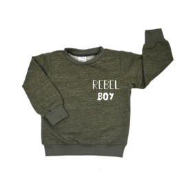 Sweater | Rebel Boy | 6 Kleuren