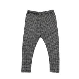 Legging | Black & White Sparkle | Handmade