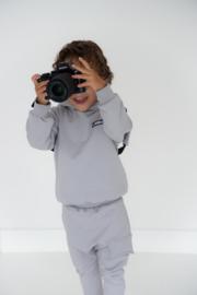 Hoodie pak met zijzakje | Logo | 6 Kleuren